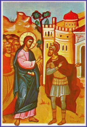 Jesus Heals a Centurion's Servant